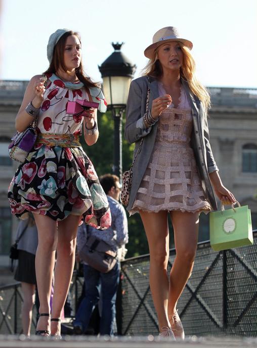 Gossip Girl - reprodução.