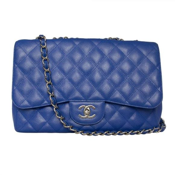 Chanel Classic Flap Jumbo por US$4.900,00