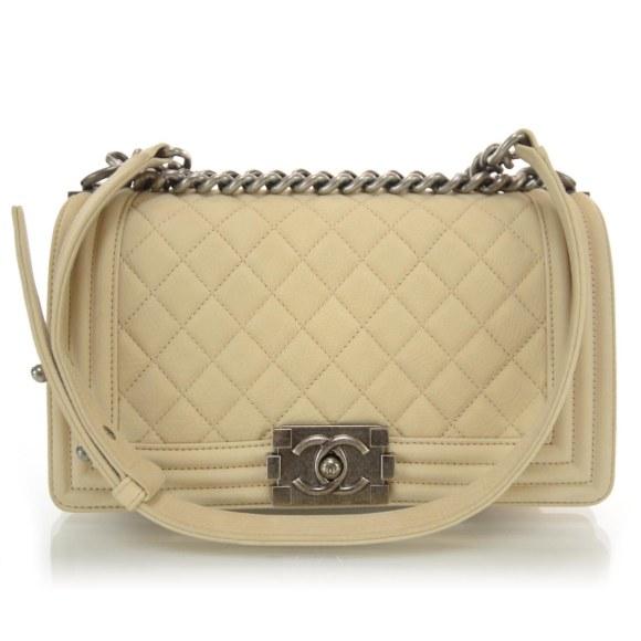 Chanel boy - como há de vários estilos e tamanhos - de US$4.200,00 à US$10.000,00