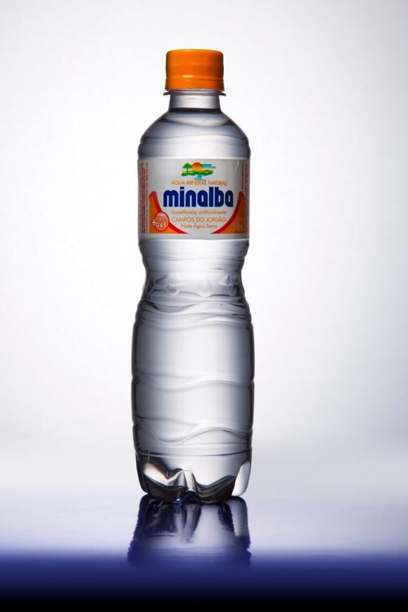 Para quem gosta de água com gás