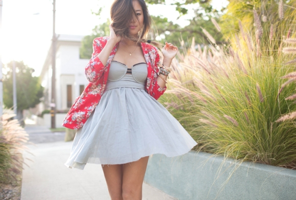 Aimee do Blog Song of Style - reprodução.