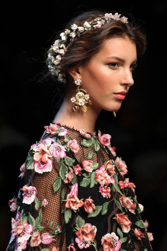 Desfile Dolce & Gabbana