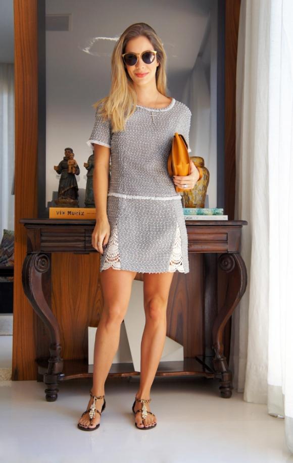 Vestido Lana de R$498,00 para R$249,00